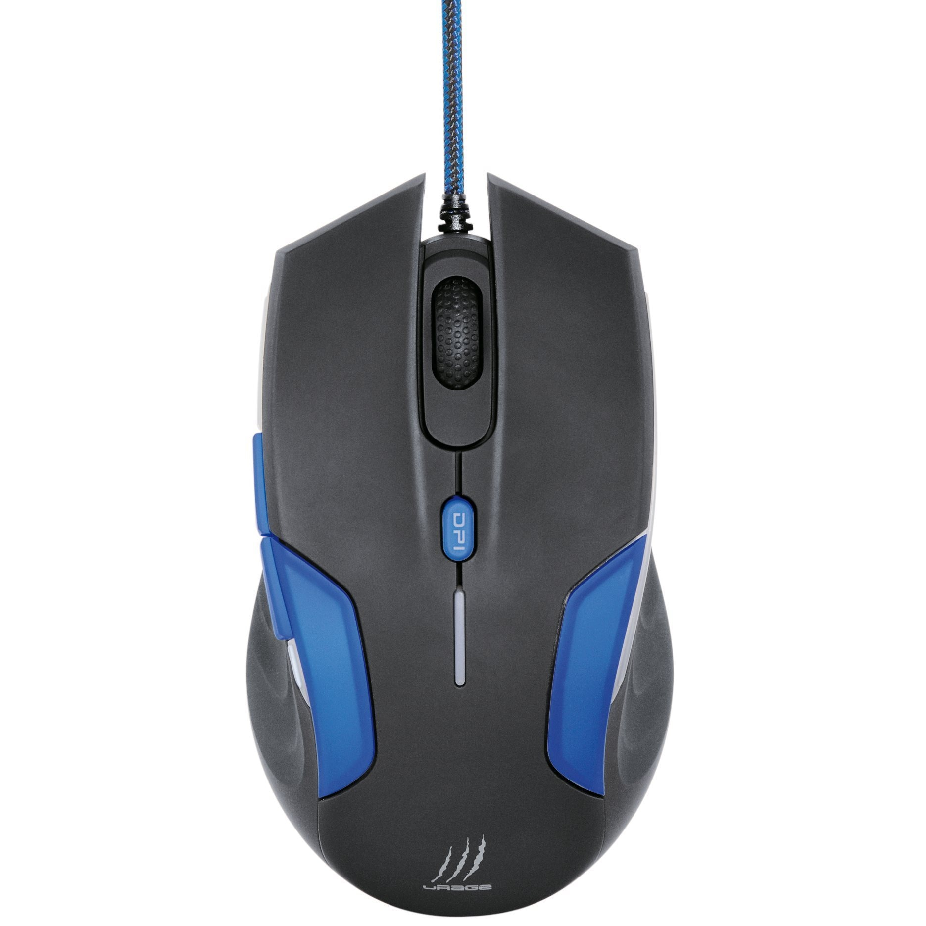 Fotografie Mouse Optic Hama uRage Reaper 3090, Black/Blue