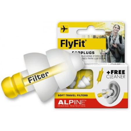 Alpine FlyFit füldugó, utazáshoz