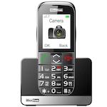Мобилен телефон Maxcom MM720BB, Black