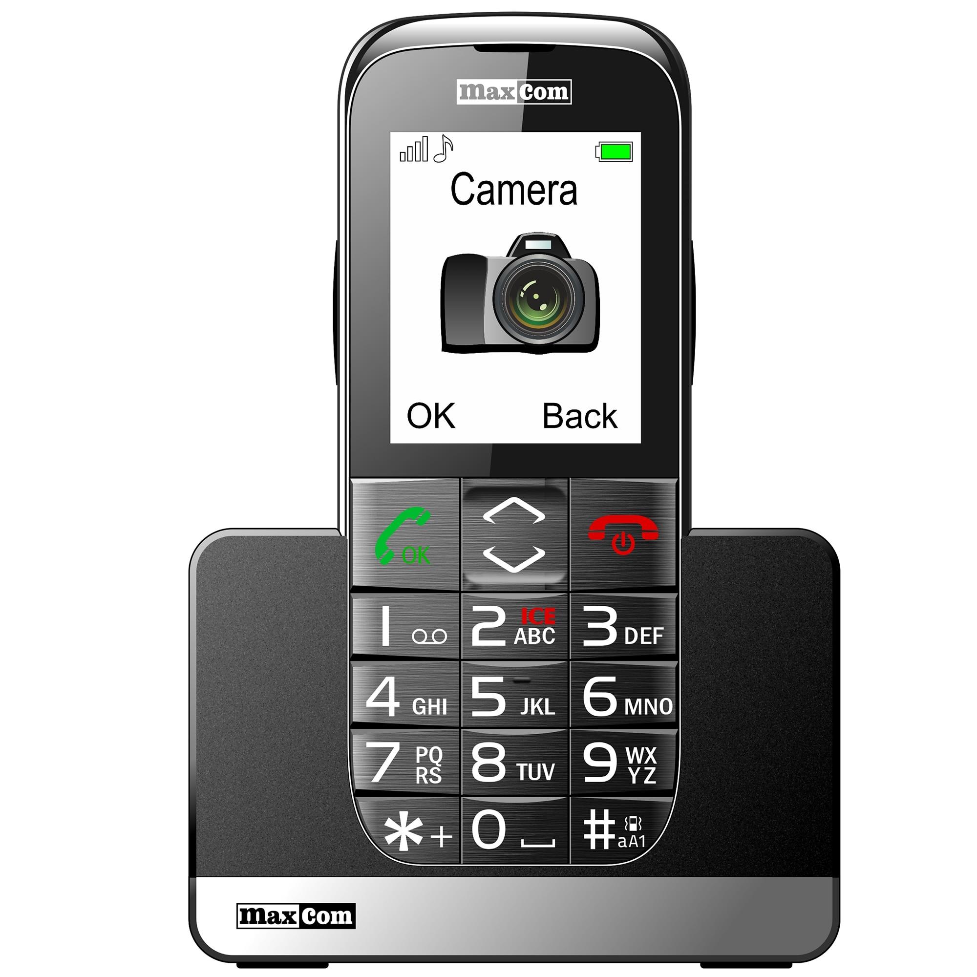 Fotografie Telefon mobil Maxcom MM720BB, Black