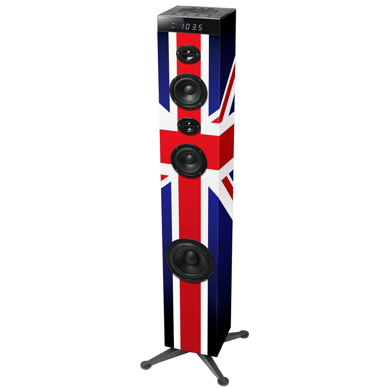 Fotografie Sistem audio tower Muse M-1280 BTK 2.1, Bluetooth, Negru