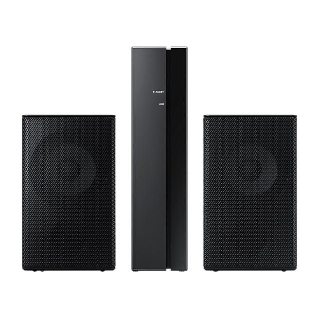 Fotografie Kit accesoriu wireless pentru soundbar Samsung SWA-9000S/EN, Surround, 120 W, Negru