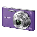 Дигитален фотоапарат Sony Cyber-Shot DSC-W830, 20MP, Violet