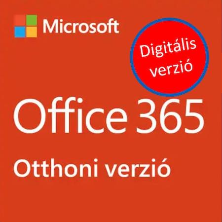 Microsoft Office 365 Home Premium, Angol nyelvű, 32/64-bit, Elektronikus licensz