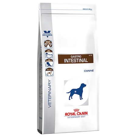 Hrana dietetica pentru caini Royal Canin VD, Gastro Intestinal, 7.5Kg