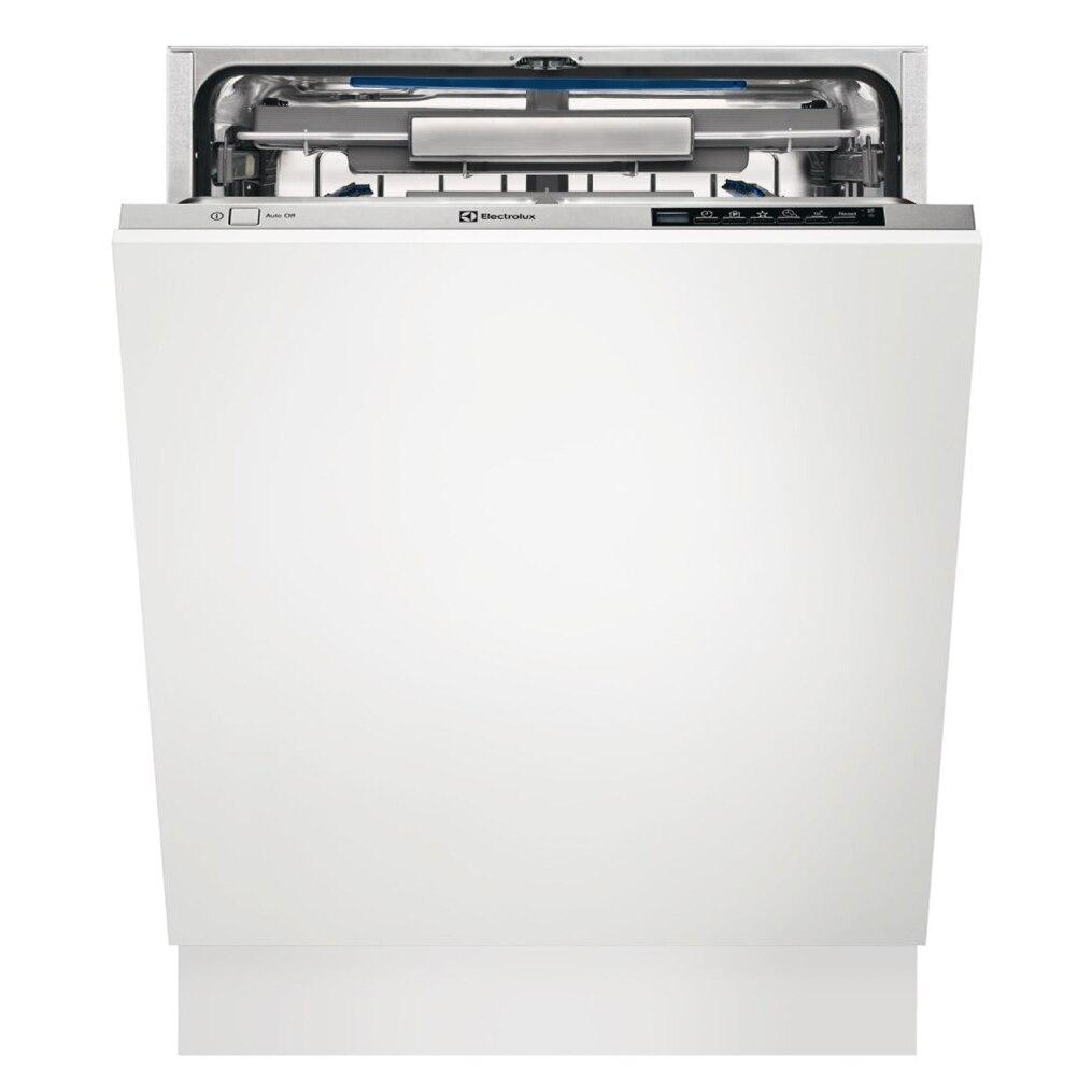 Fotografie Masina de spalat vase incorporabila Electrolux Comfort Lift ESL7540RO, 13 seturi, 7 programe, Clasa A++, Mecanism de ridicare a raftului inferior, Motor Inverter, 60 cm