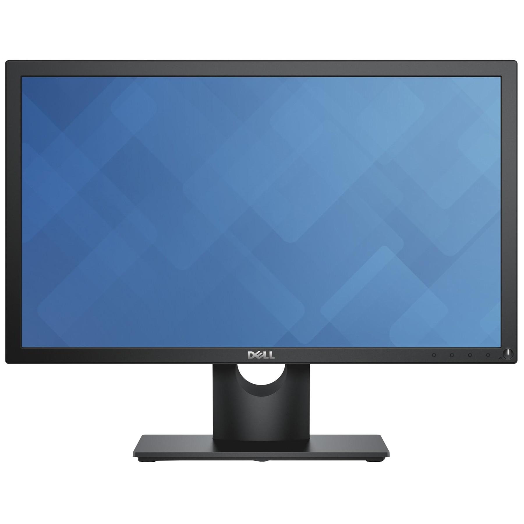 "Fotografie Monitor LED TN Dell 21.5"", Wide, Full HD, VGA, Negru, E2216HV"
