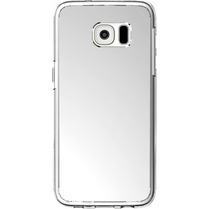 Fotografie Husa de protectie Tellur Premium Mirror Shield pentru Galaxy S7, Argintiu