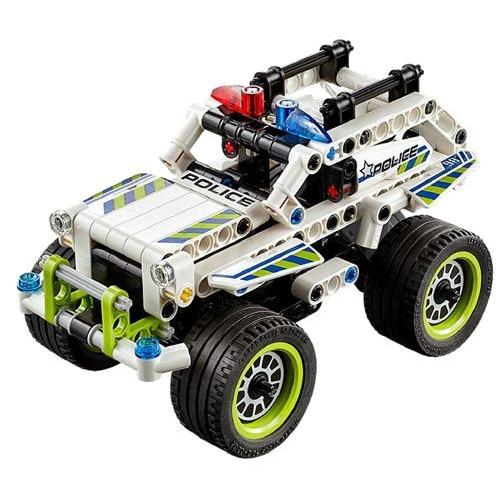 LEGO Technic 42047 Rendőrségi elfogó jármű. kjCOoY