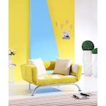 Диван Kring Isabel, 143x90x71 cм, Жълт