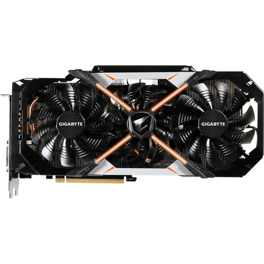 Fotografie Placa video Gigabyte AORUS GeForce GTX 1070, 8GB GDDR5, 256 bit