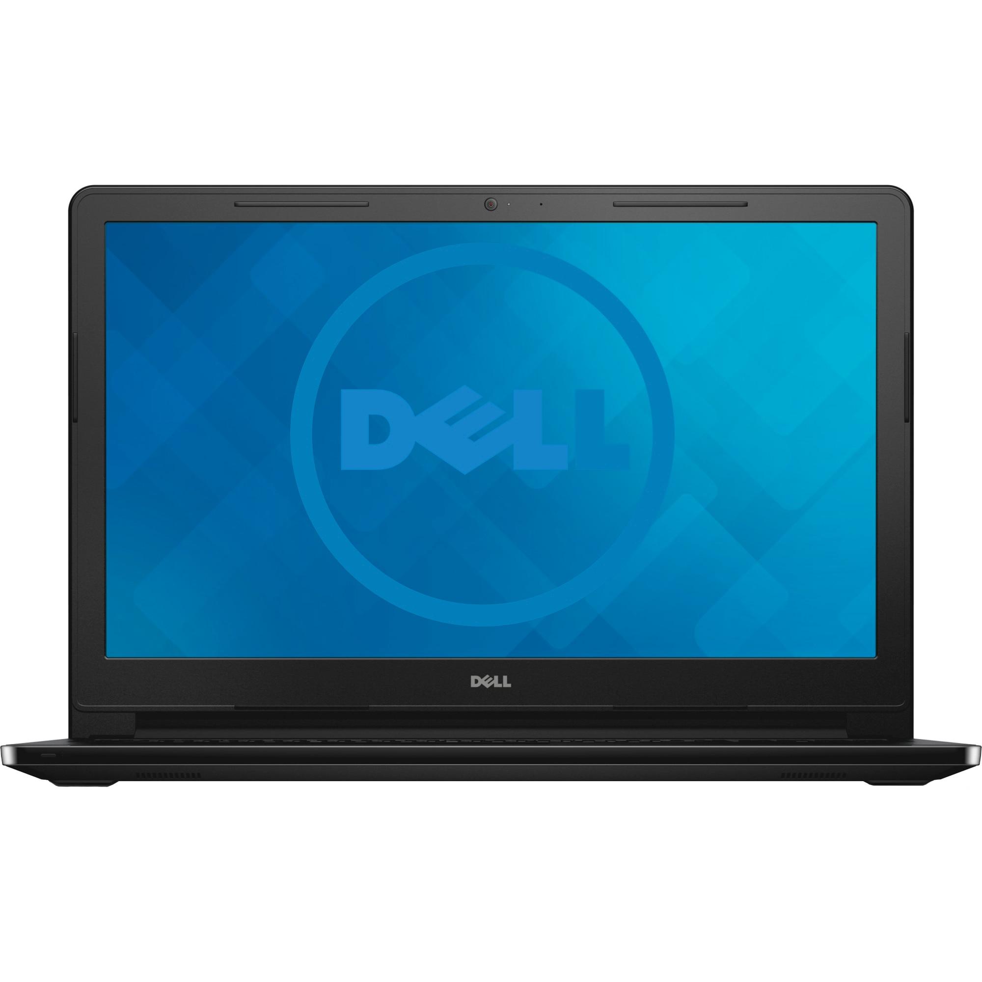 "Fotografie Laptop Dell Inspiron Inspiron 3552 cu procesor Intel Celeron N3060, 15.6"", HD, 4GB, 500Gb HDD, Intel UHD Graphics, Ubuntu, Black"