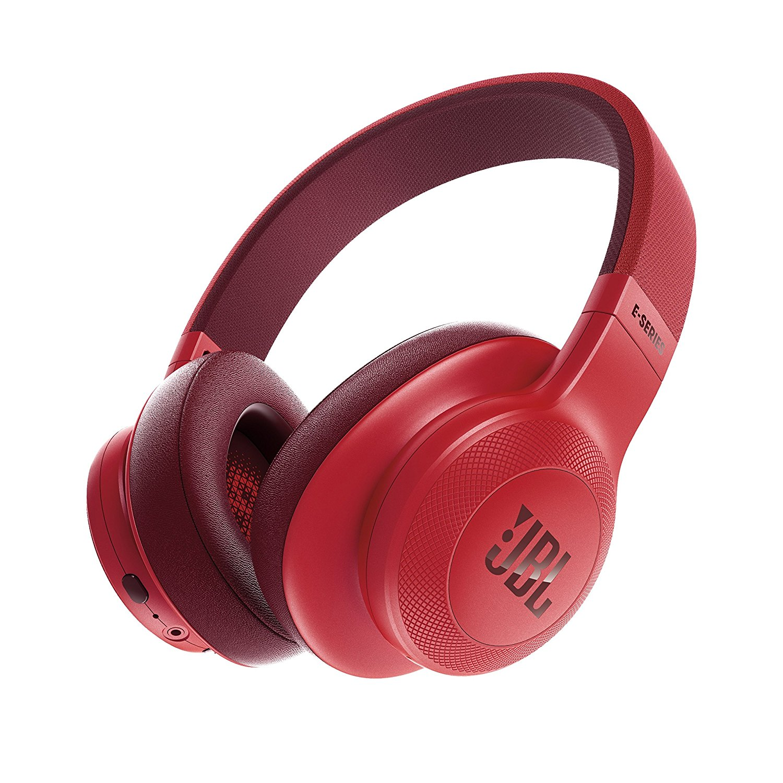 Fotografie Casti audio JBL E55BT, bluetooth, rosu