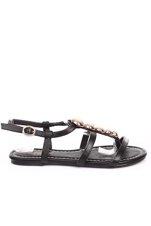Ежедневни сандали PaoloBotticelli, модел 4A-17310 черен, размер 37