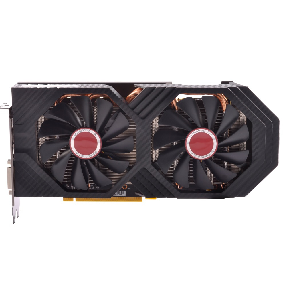 Fotografie Placa video XFX Radeon RX 580 GTS OC, 4GB, 256-bit