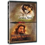 COLECTIE 2 FILME: THE LAST SAMURAI / NEW WORLD [DVD]
