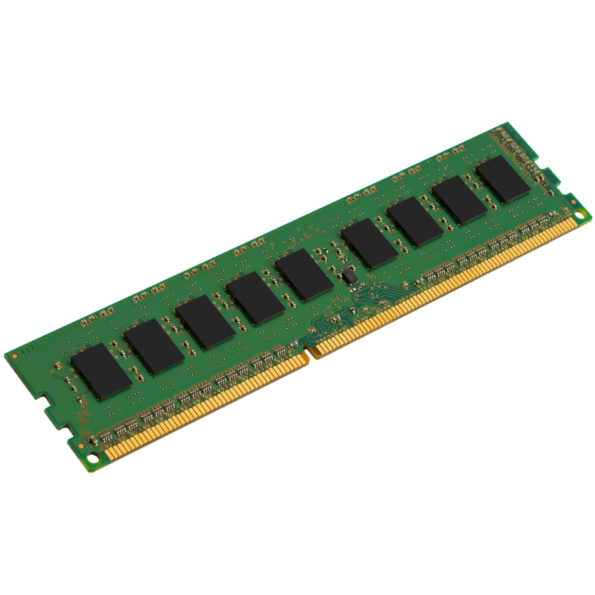 Fotografie Memorie Kingston 2GB, DDR3, 1333MHz, Non-ECC, CL9, 1.5V