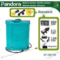 pompa spalare chimica 5 litri
