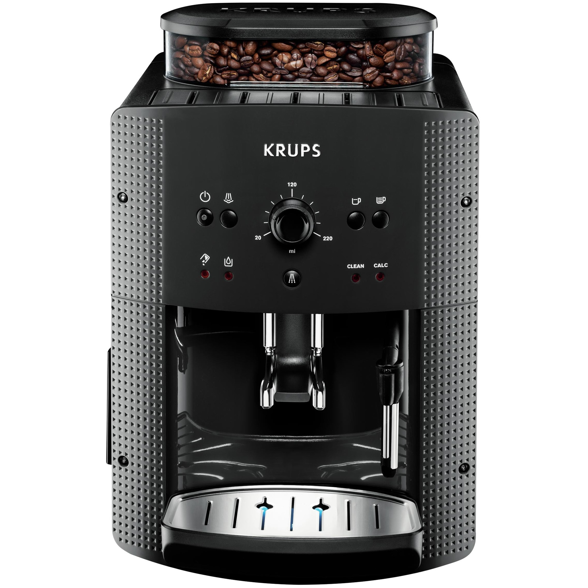 Fotografie Espressor automat Krups Espresseria Automatic EA810B70, 1400W, 15 bar, 1.7 l, Gri