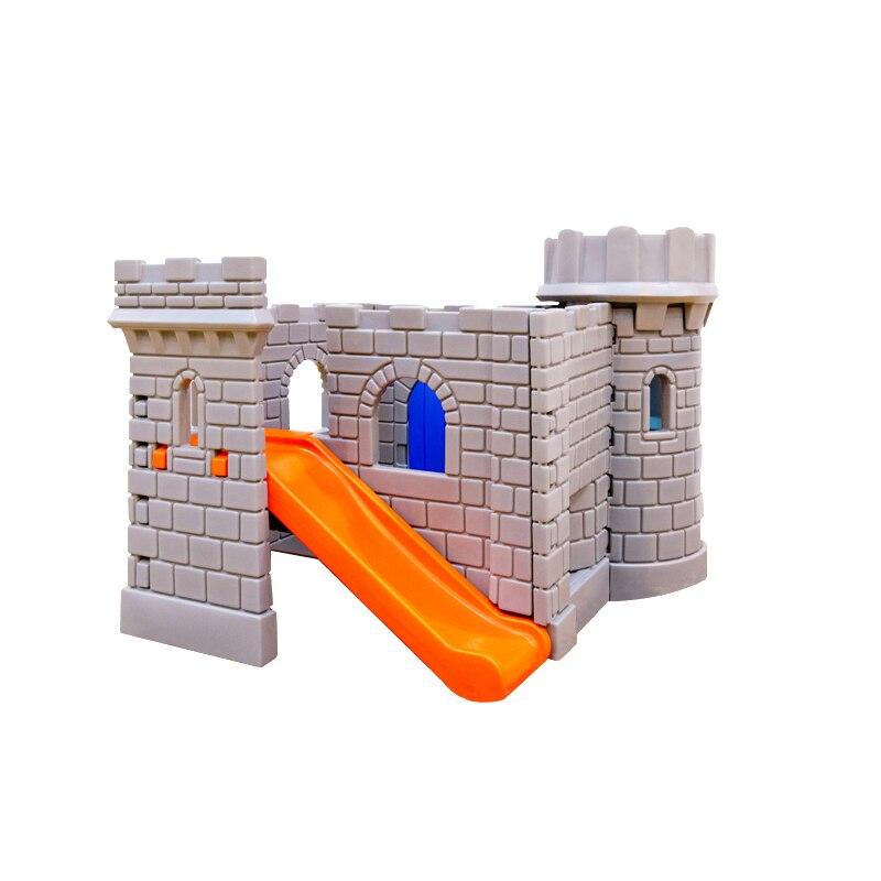Fotografie Casuta pentru copii Little Tikes, Provencal, Castelul cavalerilor