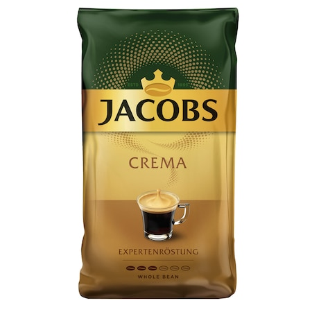 Cafea boabe, Jacobs Expertenrostung Crema, 500 g