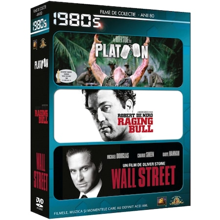 COLECTIE FILME: DECADES 80'S COLLECTION [DVD]