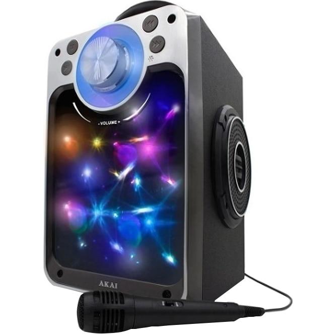 Fotografie Boxa portabila AKAI CEU7300-BT, 6W, Bluetooth, Negru