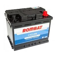 baterie auto rombat cyclon 12v 62ah
