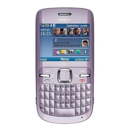 Мобилен телефон Nokia C3 Acacia