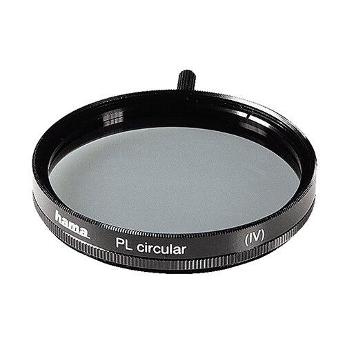 Fotografie Filtru circular de polarizare Hama, 58.0 mm, Black