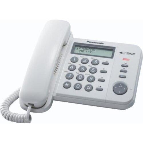 Fotografie Telefon analogic Panasonic KX-TS560FXW