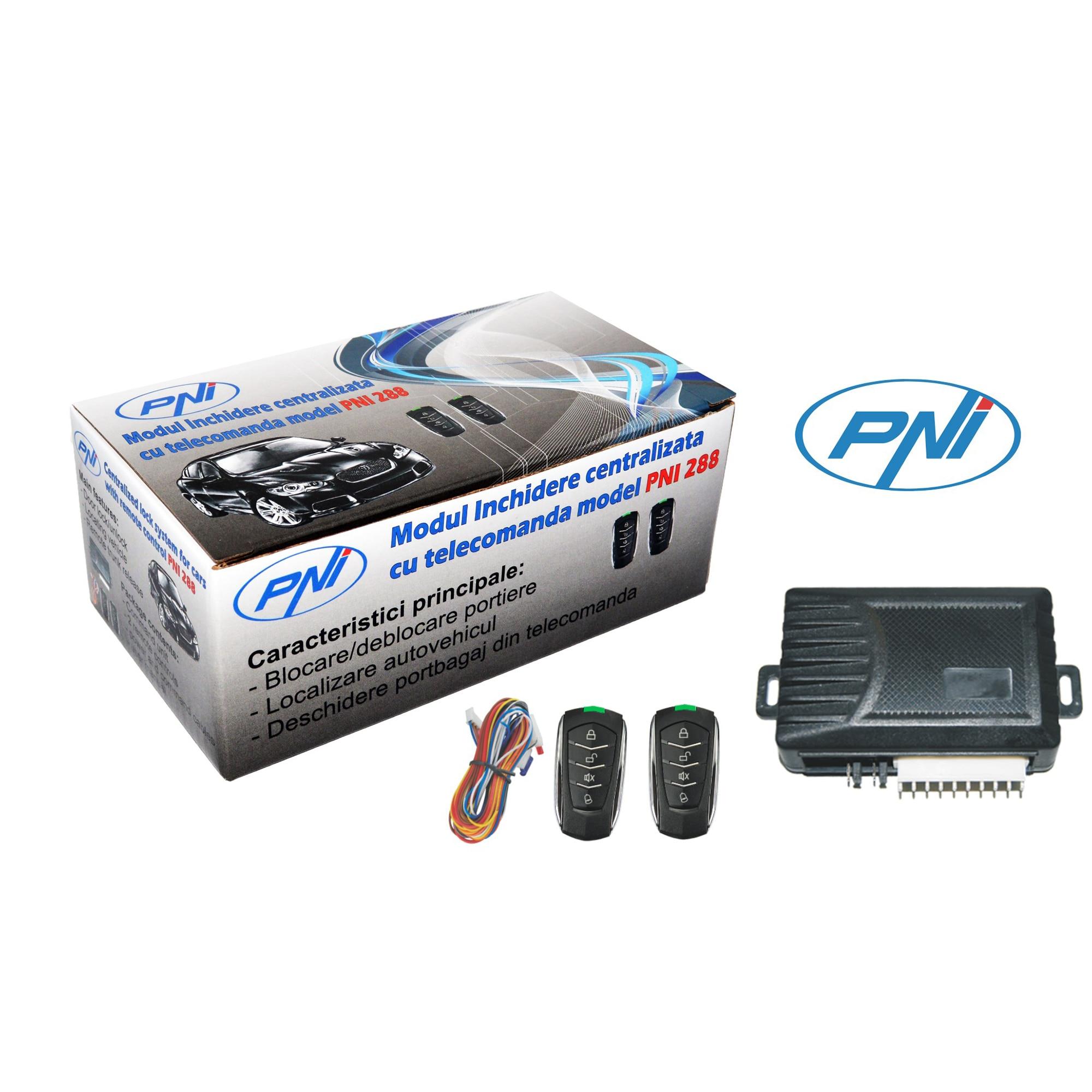 Fotografie Modul Inchidere centralizata PNI 288 cu telecomanda
