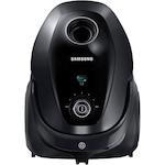 Samsung VC07M25G0WC porzsákos porszívó, 2.5 l, 750 W, 2 in 1, EZClean Cyclone, Fekete