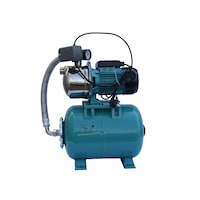 Хидрофор APC JY, Резервоар 24 литра, 1.5Kw, Син