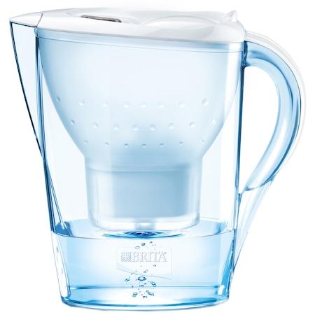 Brita Marella Cool BR100289 vízszűrő kancsó, 2.4 l, Fehér