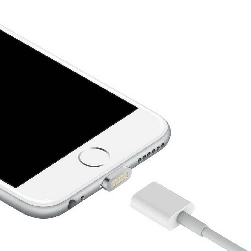 Prémium mágneses USB adat és töltő kábel iPhone telefonokhoz