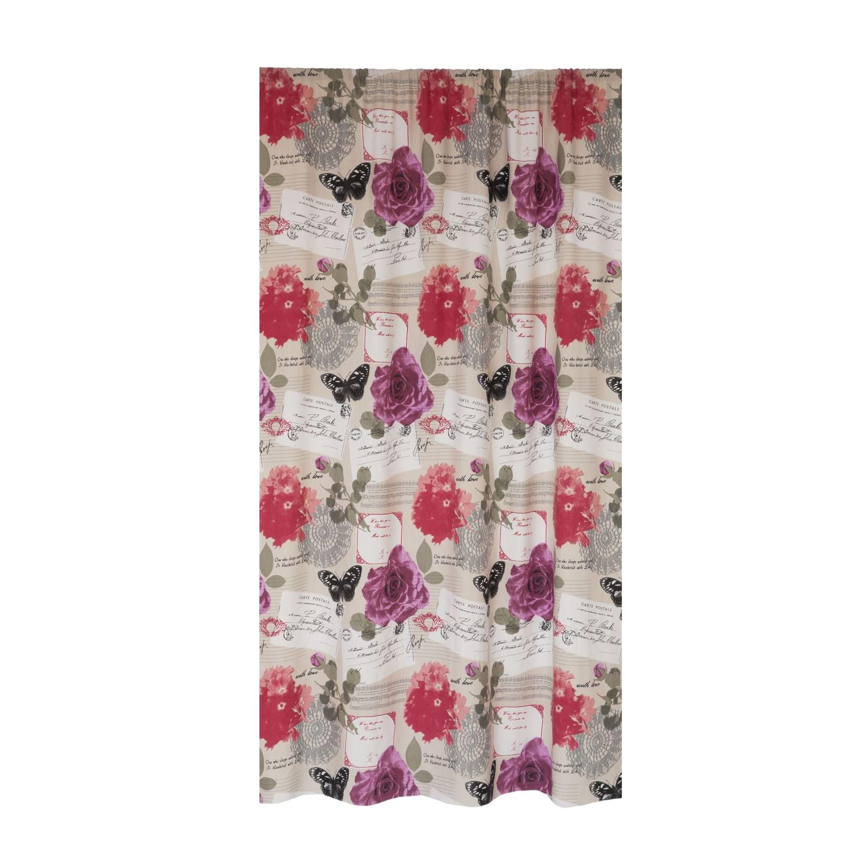 Fotografie Draperie Secret Mendola Home Textiles, 210x245 cm