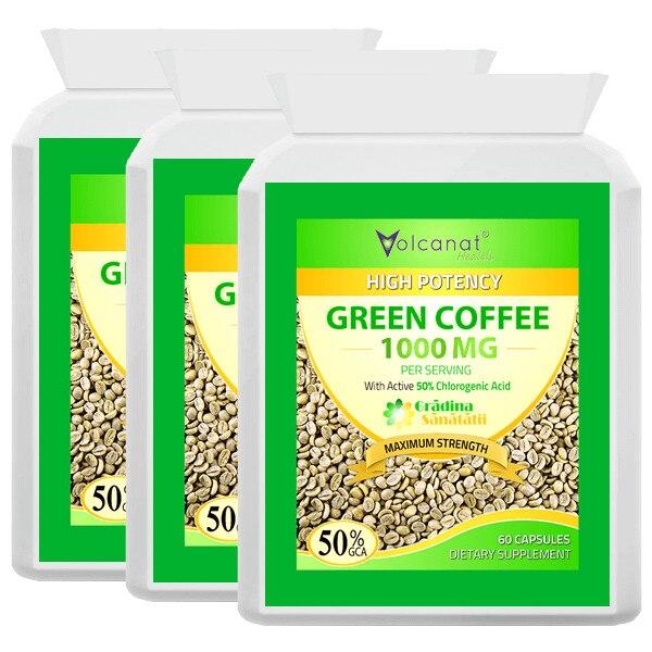 Detox de colon și cafea verde. Navigare în articol