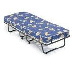 Сгъваемо (походно) легло Como с матрак 80 Х 190 см