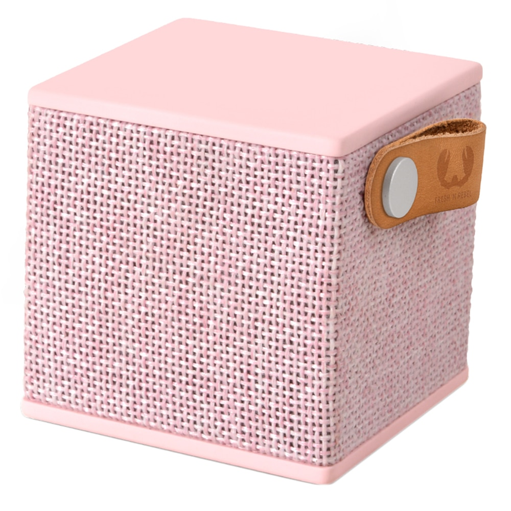 Fotografie Boxa portabila Fresh'n Rebel Rockbox Cube Fabriq Edition, Bluetooth, Cupcake