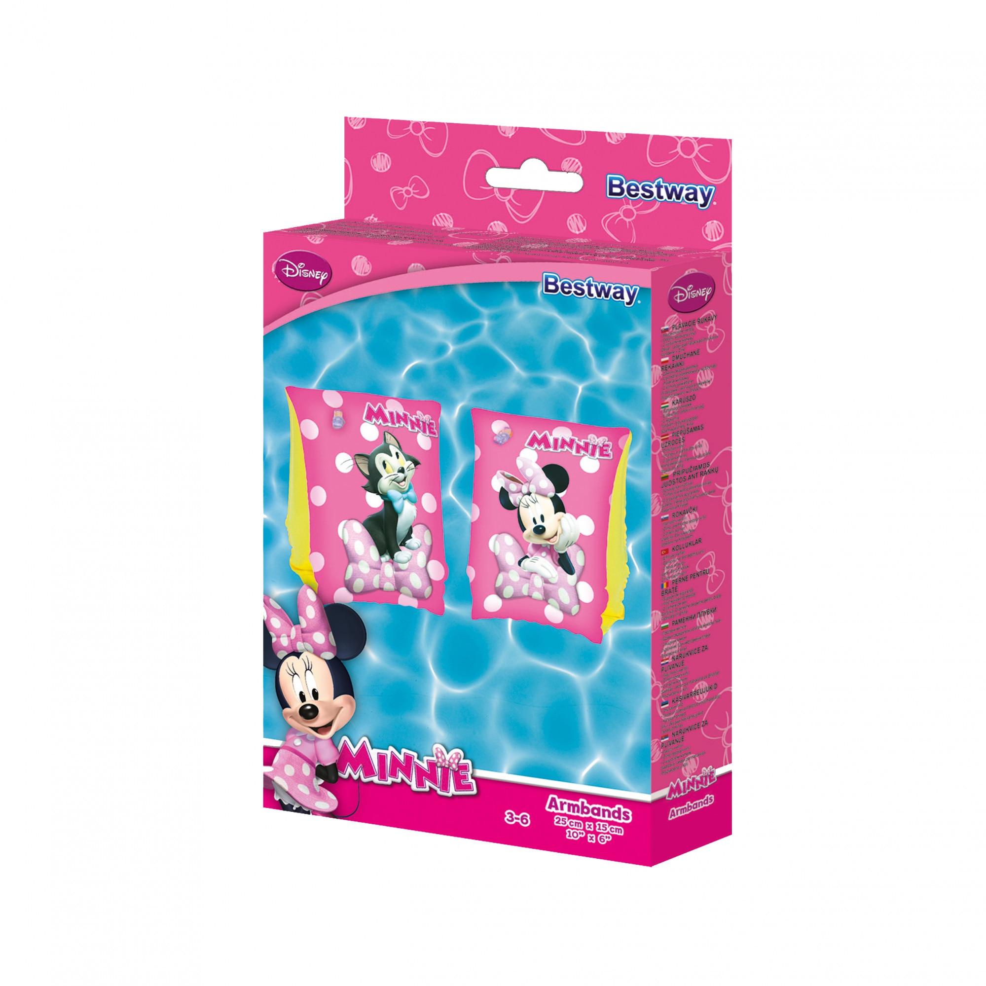 Fotografie Aripioare inot pentru copii Bestway - Disney Minnie Mouse