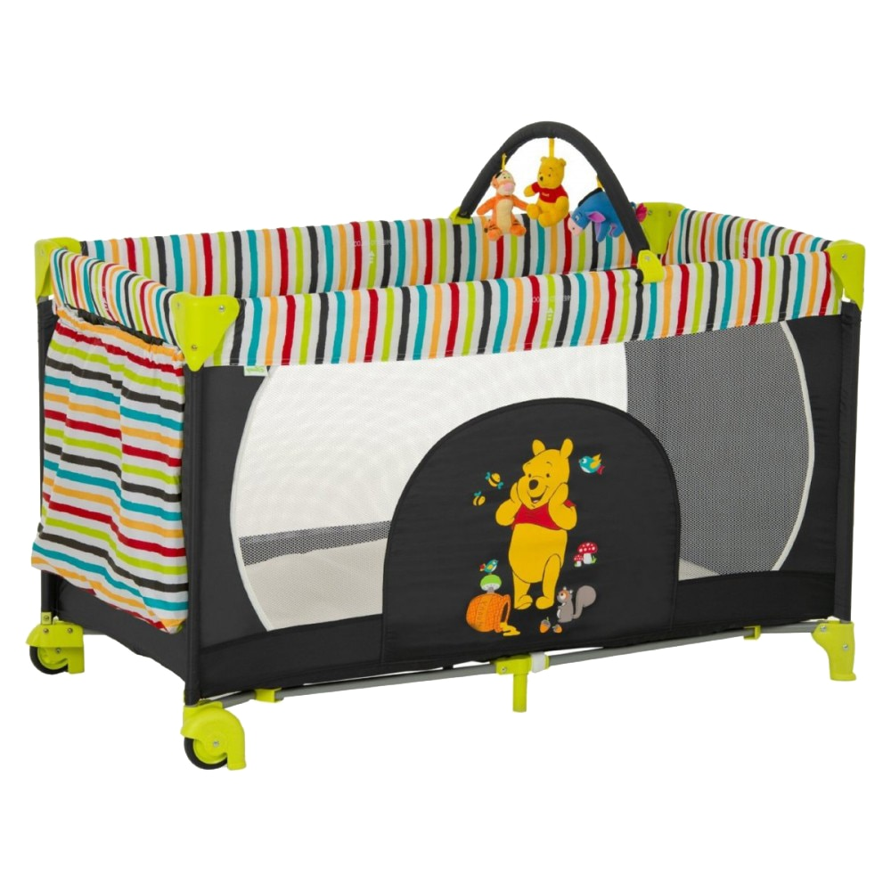 Fotografie Patut voiaj Hauck Dream'n Play Go Pooh Tidy Time, Multicolor