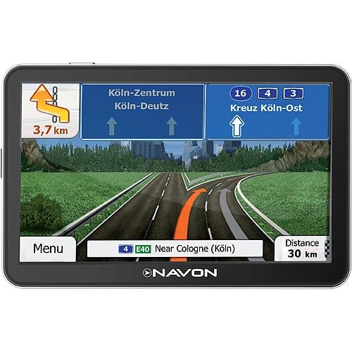 "Fotografie Sistem de navigatie Navon N675 Plus BT, diagonala 5.0"", iGO Primo, harta Full Europe"