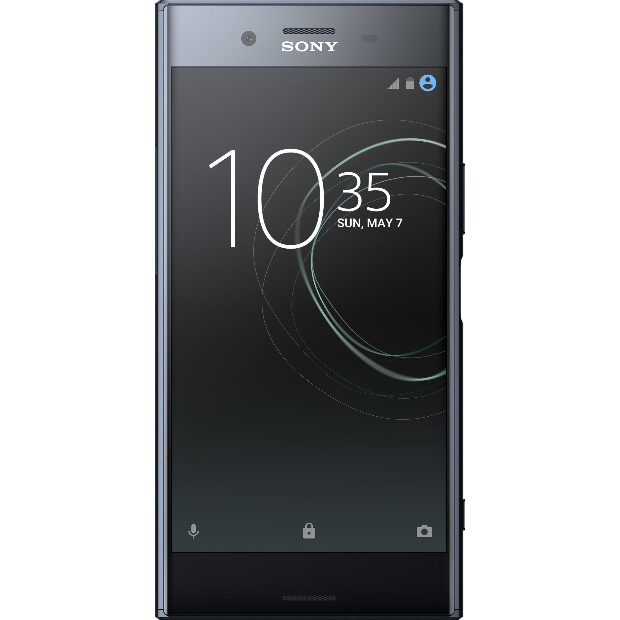 Fotografie Telefon mobil Sony XZ Premium, 64GB, 4G, Deepsea Black