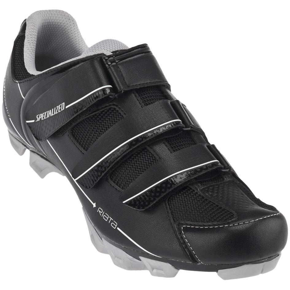 Specialized Riata női MTB kerékpáros cipő 37 es 3 tépőzáras, fekete