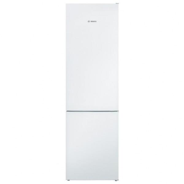 Fotografie Combina frigorifica Bosch KGV39VW31, 344 l, Clasa A++, Low Frost, VitaFresh, Iluminare LED, H 201 cm, Alb