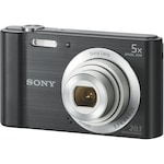 Aparat foto digital Sony Cyber-Shot DSC-W800, 20MP, Black