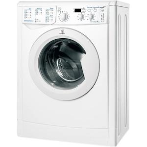 Indesit IWSD61251CECO keskeny mosógép, 1200 fordulat/perc, 6 kg, A+ energiaosztály, Fehér