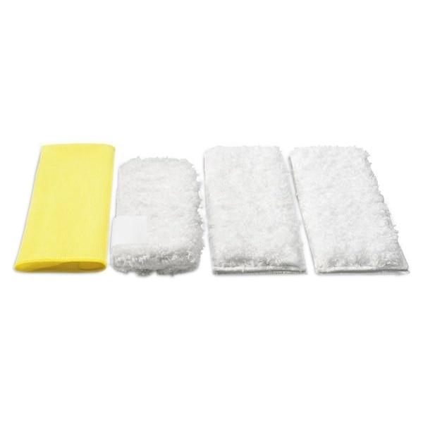 Fotografie Set de lavete Karcher din microfibra pentru bucatarie, 4 buc