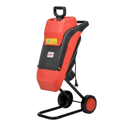Tocator resturi vegetale / crengi HECHT 624, 2400 W, 4500 rpm, sac colector 50 l